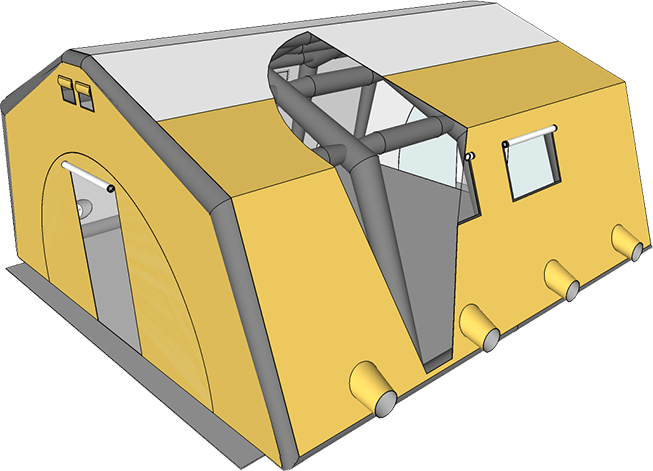 airframe-tent
