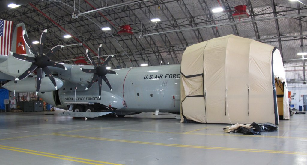 C-130 Fitted around Fuselage (1)
