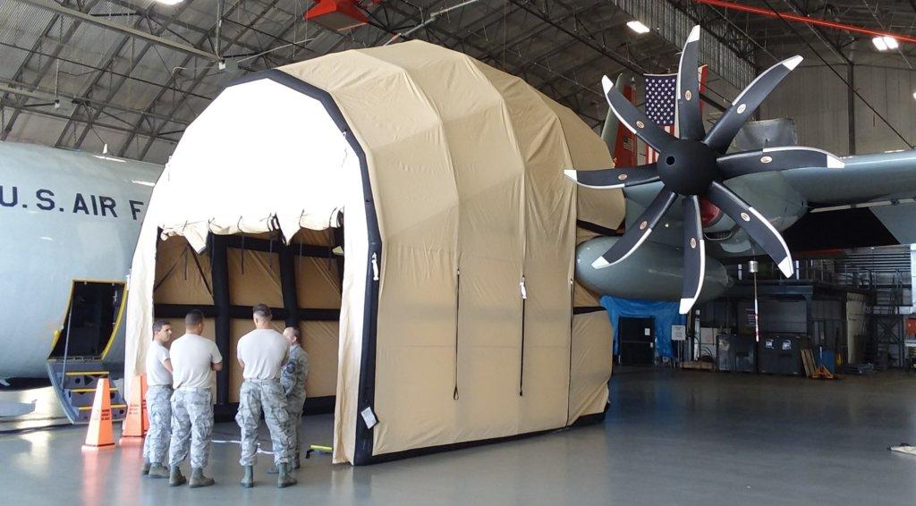 C-130 Fitted around Prop Engine (3)